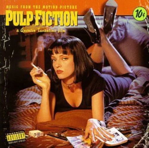 Pulp Fiction (Music From The Motion Picture) (VINYL LP)