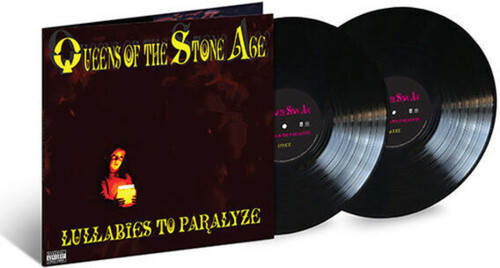 Queens Of The Stone Age – Lullabies To Paralyze (LP)