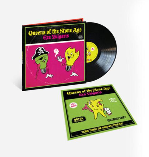 Queens Of The Stone Age – Era Vulgaris (LP)
