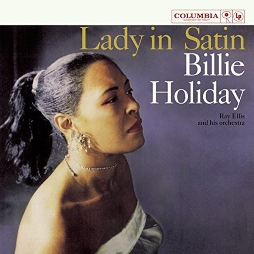 Billie Holiday - Lady in Satin.. (LP)