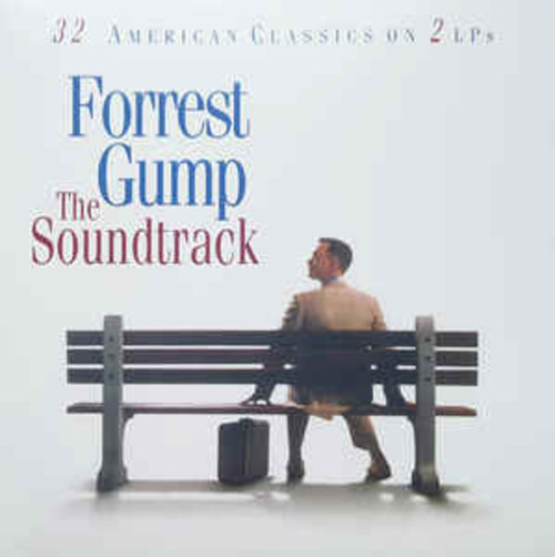 Forrest Gump (The Soundtrack) (VINYL LP)