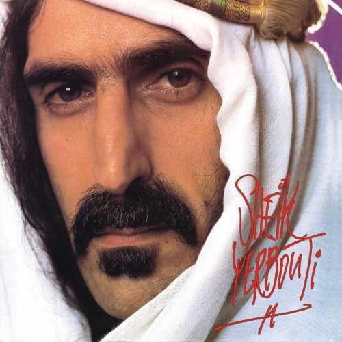 Frank Zappa - SheikYerbouti (2 × Vinyl, LP, Album, Reissue, Remastered, 180g)