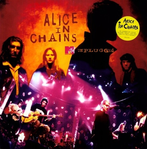 Alice In Chains ‎– MTV Unplugged (LP)