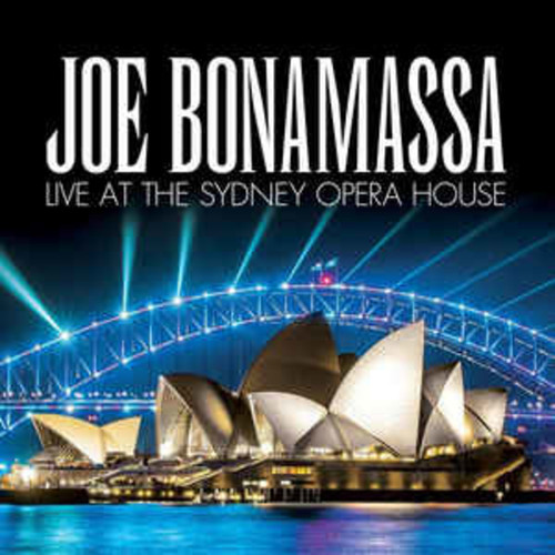 Joe Bonamassa ‎– Live At The Sydney Opera House (VINYL LP)