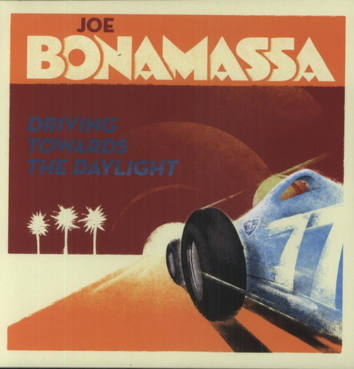 Joe Bonamassa ‎– Driving Towards The Daylight