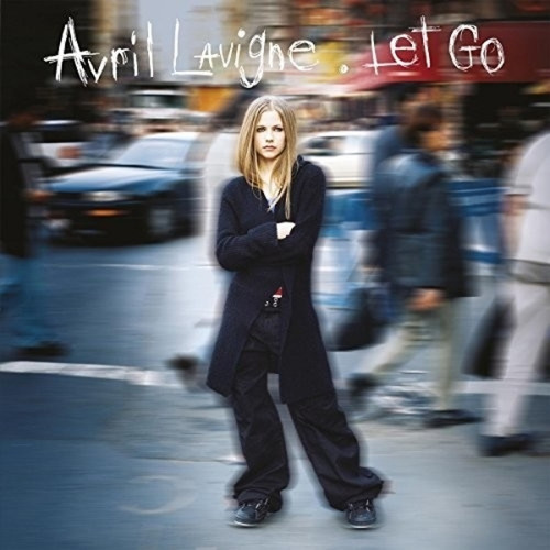 Avril Lavigne ‎– Let Go (LP)