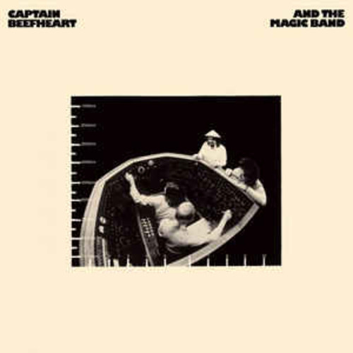 Captain Beefheart And The Magic Band ‎– Clear Spot (LP)