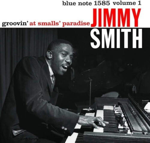 Jimmy Smith ‎– Groovin' At Smalls' Paradise (Volume 1)