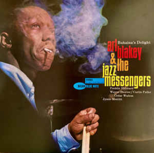 Art Blakey & The Jazz Messengers ‎– Buhaina's Delight (LP)