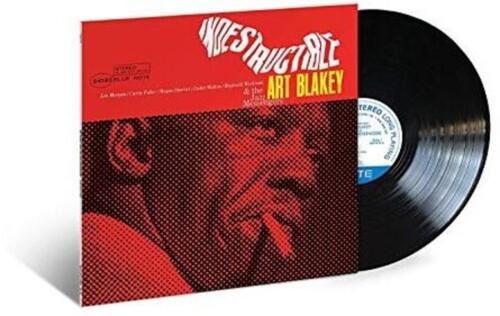 Art Blakey & The Jazz Messengers – Indestructible! (LP)