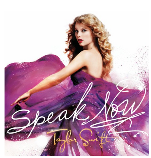 Taylor Swift ‎– Speak Now.     (2 × Vinyl, LP, Album)