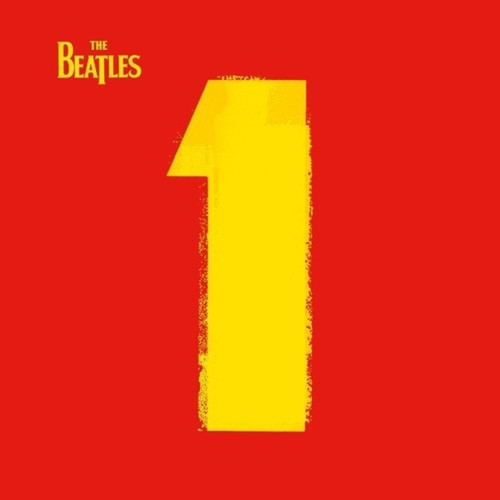 Beatles - Number 1 (LP)