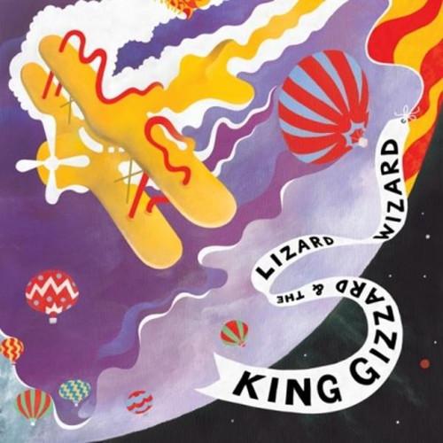 King Gizzard And The Lizard Wizard - Quarters (VINYL LP)