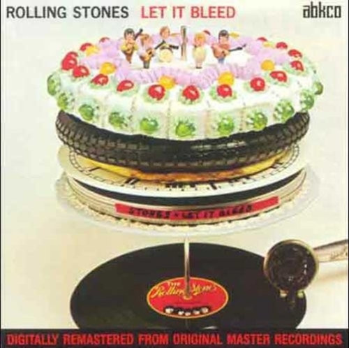 The Rolling Stones ‎– Let It Bleed