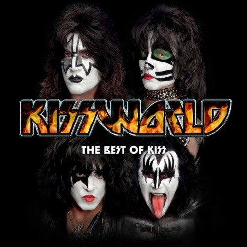 Kiss Kissworld Best of Kiss