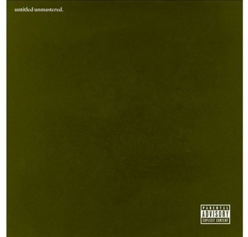 Kendrick Lamar – Untitled Unmastered
