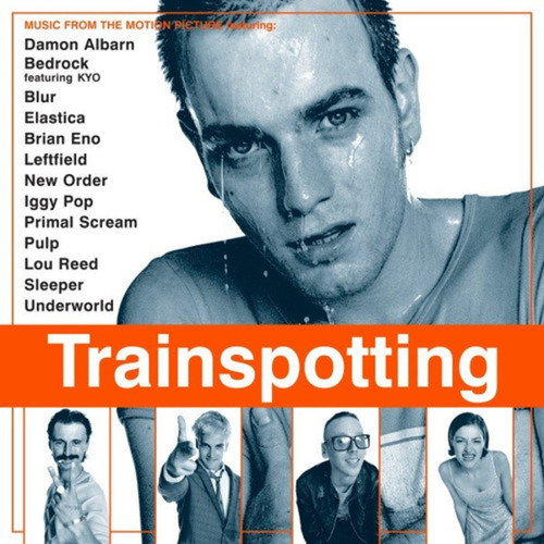 Trainspotting  (Music From The Motion Picture)   (2 × Vinyl, LP, Compilation, Reissue, 180gr, 20th Anniversary Edition )