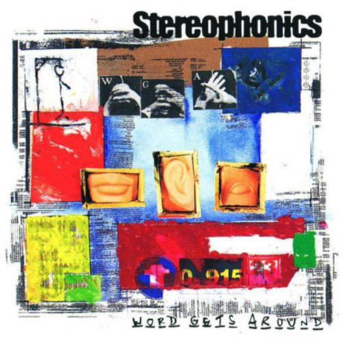 Stereophonics – Word Gets Around