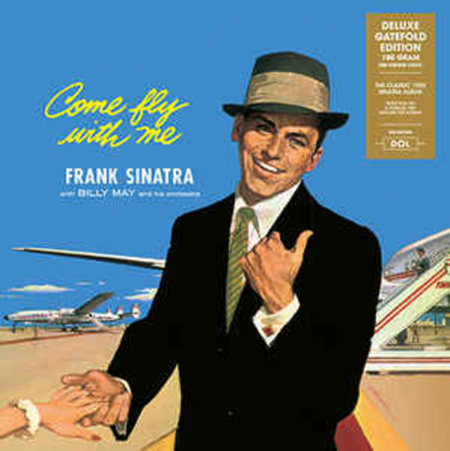 Frank Sinatra ‎– Come Fly With Me (VINYL LP)