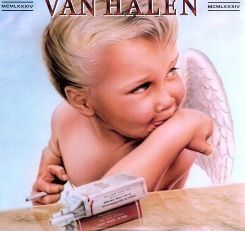 Van Halen - 1984    (Vinyl, LP, Album, Reissue, Remastered, 180 Gram)