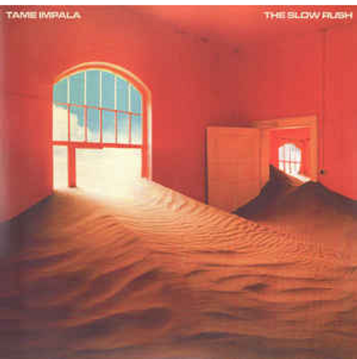 Tame Impala ‎– The Slow Rush   (VINYL LP)