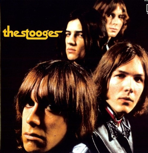 The Stooges ‎– The Stooges.   (Vinyl, LP, Album, Limited Edition, Clear / Black Swirl