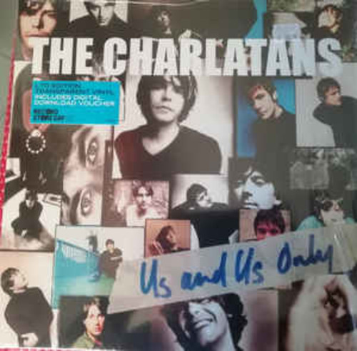 The Charlatans Us And Us Only (VINYL LP)