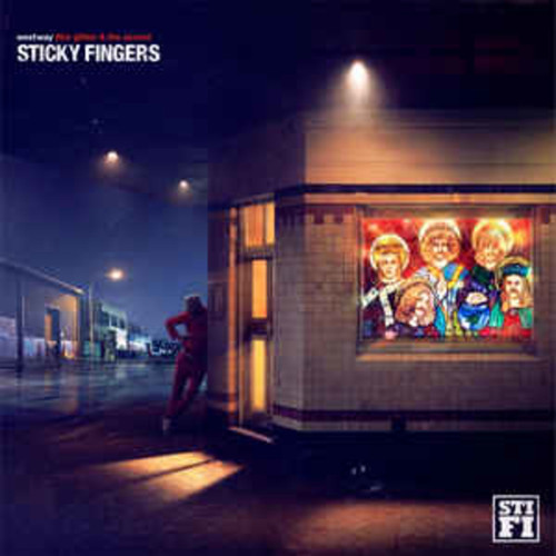 Sticky Fingers Westway (the Glitter and the Slums) (VINYL LP)