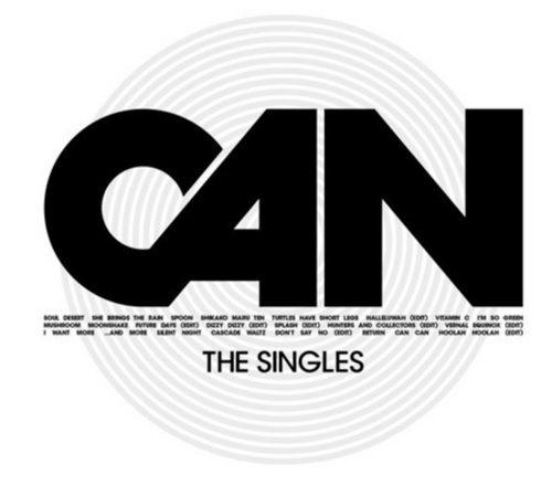 Can – The Singles (3LP)