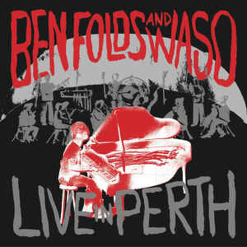 Ben Folds And WASO* ‎– Live In Perth (LP)