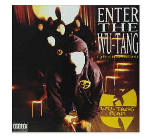 Wu-Tang Clan – Enter The Wu-Tang (36 Chambers)   (Vinyl, LP, Album, Reissue, 180 Gram)