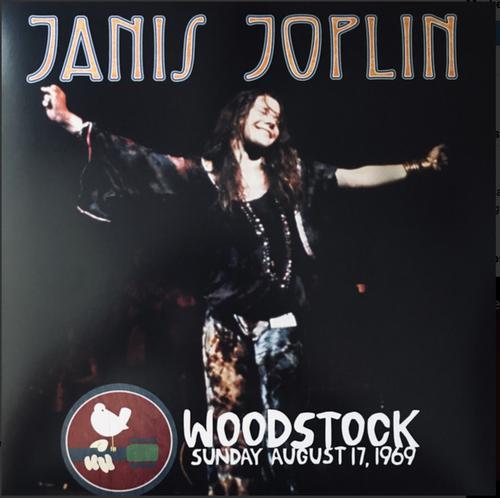 Janis Joplin – Woodstock Sunday August 17, 1969