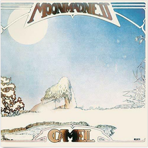 Camel ‎– Moonmadness   (Vinyl, LP, Album, Reissue, Gatefold )