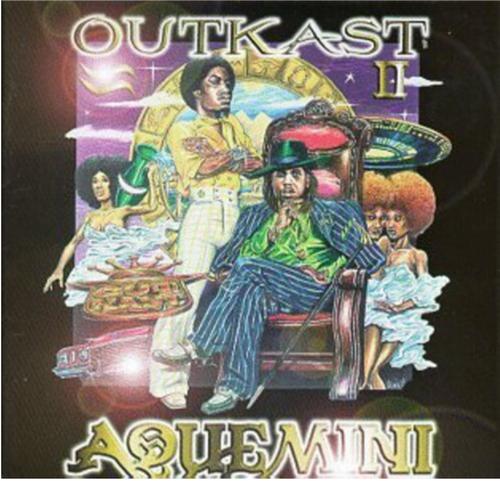Outkast - Aquemini (3 × Vinyl, LP, Album, Reissue)