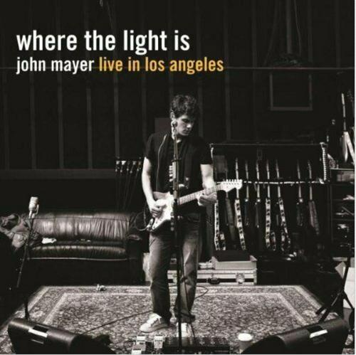 John Mayer – Where The Light Is: John Mayer Live In Los Angeles