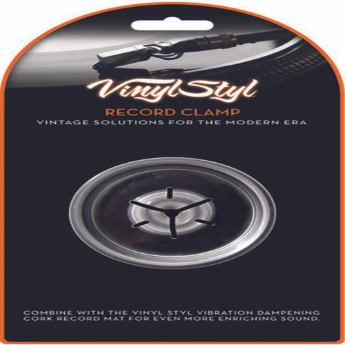 Accessories - Vinyl Styl™ Record Clamp