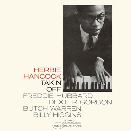Herbie Hancock - Takin Off (LP) (BLUE NOTE)