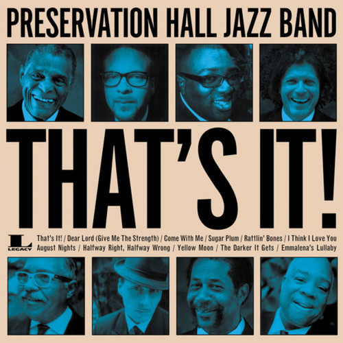 Preservation Hall Jazz Band ‎– That's It! (Vinyl LP)