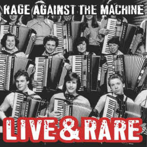 Rage Against The Machine – Live & Rare (VINYL LP)