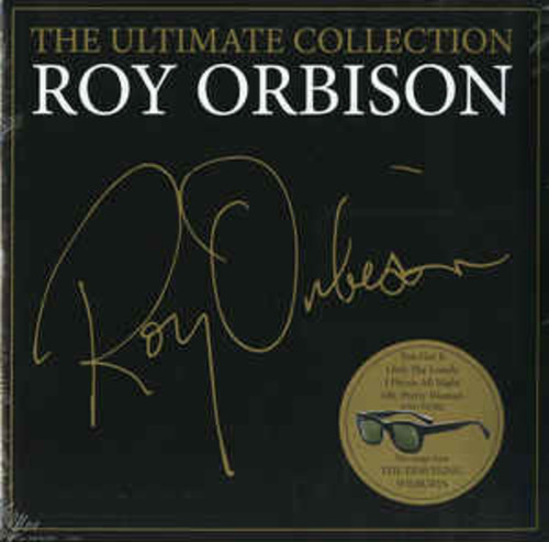 Roy Orbison ‎– The Ultimate Collection (VINYL LP)