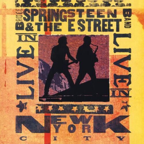 Bruce Springsteen & The E Street Band – Live In New York City (VINYL LP)