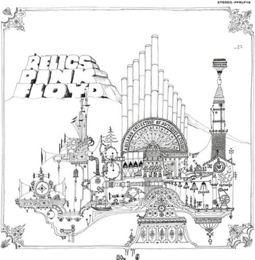 Pink Floyd – Relics (VINYL LP)