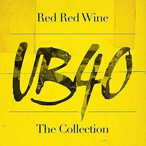 UB40 – Red Red Wine The Collection (VINYL LP)