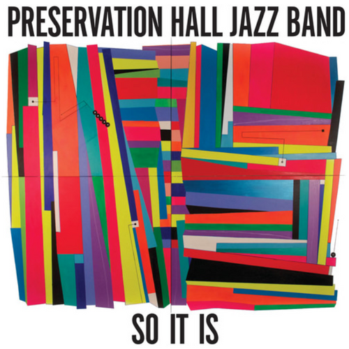 Preservation Hall Jazz Band ‎– So It Is   (VINYL LP)
