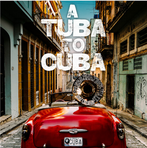 Preservation Hall Jazz Band ‎– A Tuba to Cuba (VINYL LP)