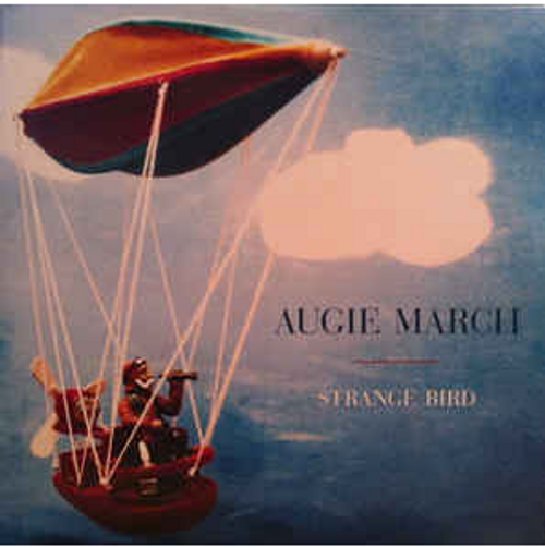 Augie March ‎– Strange Bird   (VINYL LP)