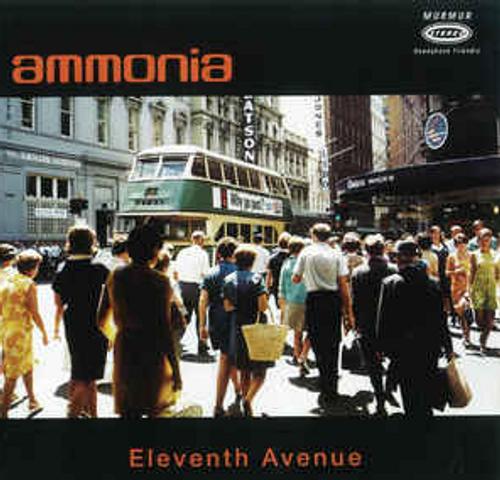 Ammonia  – Eleventh Avenue   (VINYL LP)