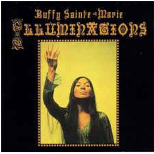 Buffy Sainte-Marie – Illuminations   (VINYL LP)