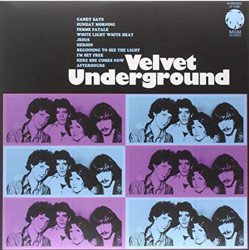 Velvet Underground – Velvet Underground   (VINYL LP)