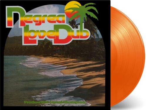 Linval Thompson – Negrea Love Dub   (LIMITED ORANGE VINYL LP)